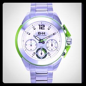 💥NWT💥 Brandt & Hoffman Swiss Thoreau Watch